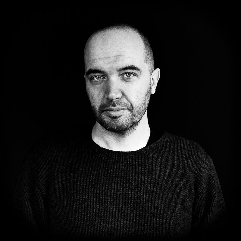 Alberto Merlin graphic designer illustrator